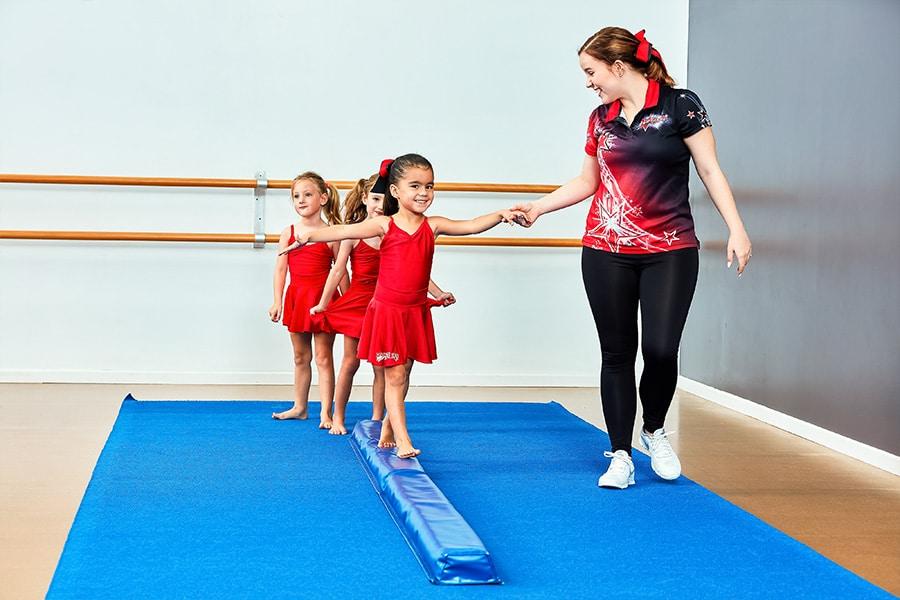 Dance Teacher Assistant Hanna