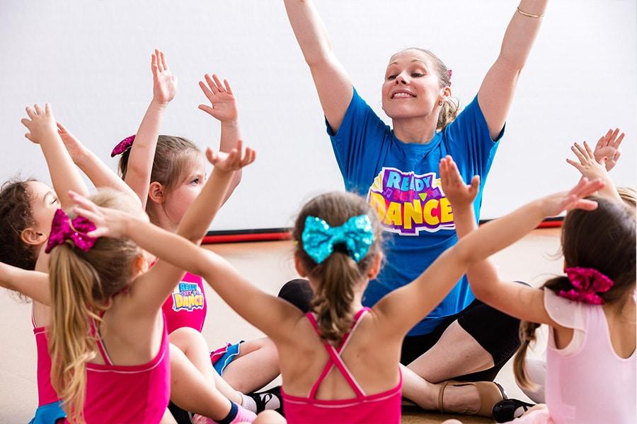 Dance Teacher Miss Dij