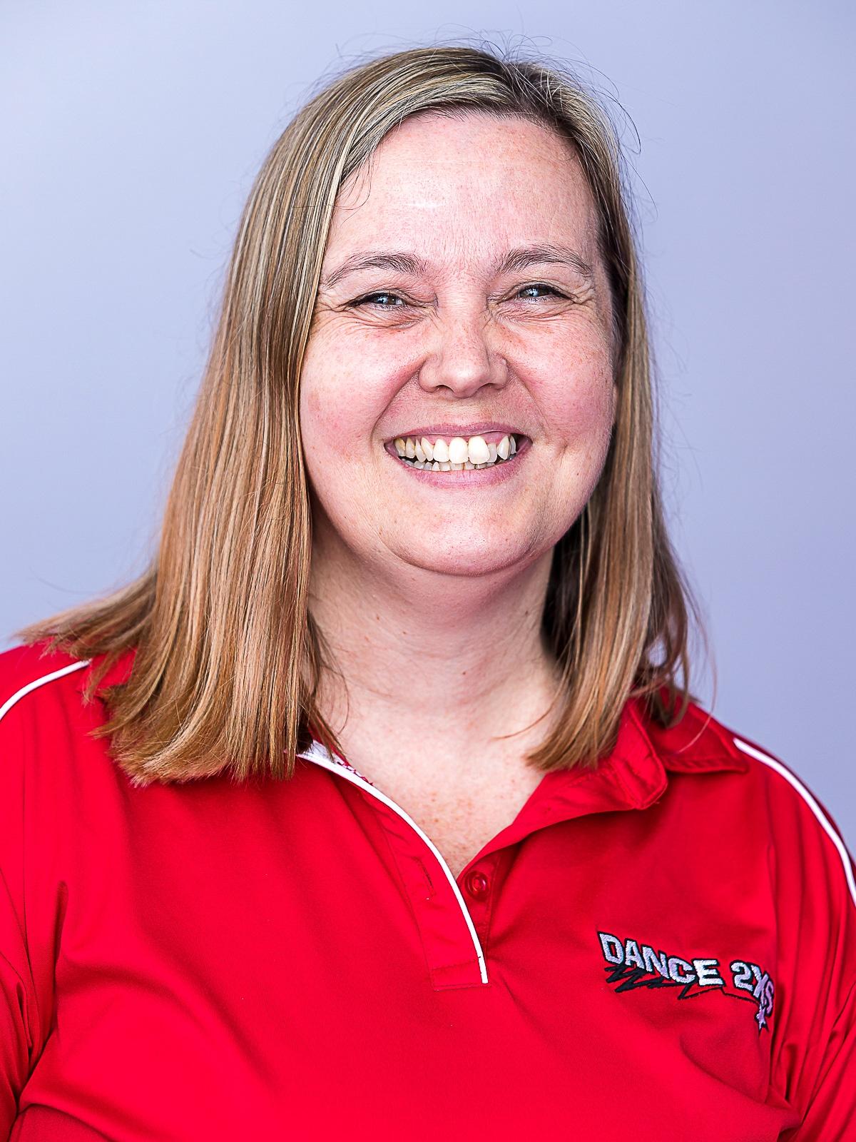 Tumbling Coach Miss Mel
